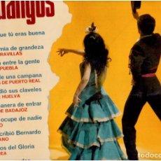 Discos de vinilo: FANDANGOS . Lote 61734400