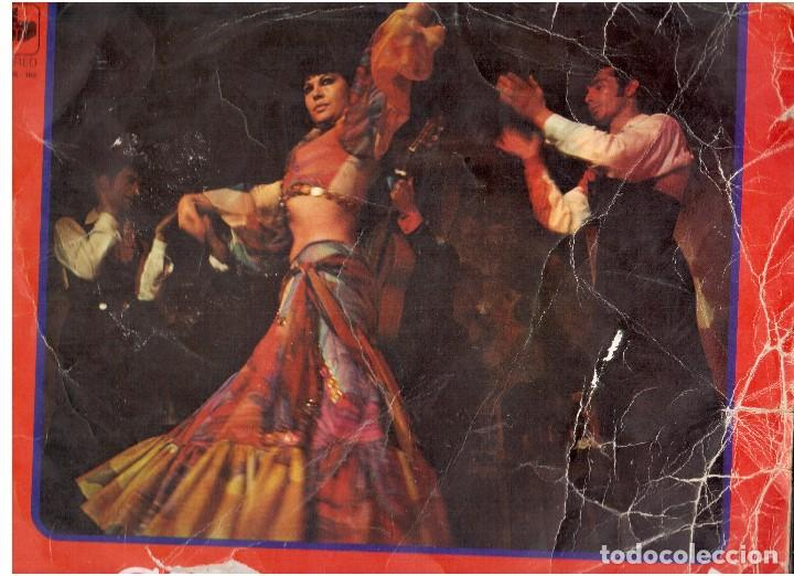 FIESTA FLAMENCA (Música - Discos de Vinilo - EPs - Flamenco, Canción española y Cuplé)
