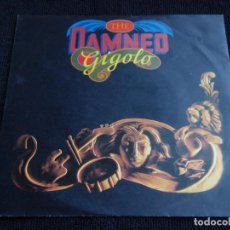 Discos de vinilo: THE DAMNED ( GIGOLO - THE PORTRAIT ) 1986 - GERMANY SINGLE45 MCA RECORDS. Lote 61754940