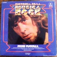 Discos de vinilo: VINILO HISTORIA DE LA MUSICA ROCK NUMERO 5 JOHN MAYALL. Lote 61765144
