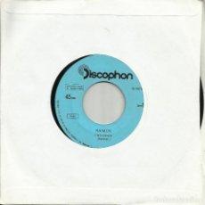 Discos de vinilo: RAIMON SINGLE T'HO DEVIA - QUAN TE'N VAS - ESPAÑA 1969.ESCUCHADO.SOLO VINILO. Lote 61773468