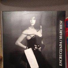 Discos de vinilo: MARCHESI -- ENCRUCIJADA PDI 1992 HARD ROCK HEAVY METAL DAVE HOLLAND, DAVE BILTON. Lote 61736044