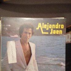 Discos de vinilo: ALEJANDRO JAEN EDIGSA 1981. Lote 61736424