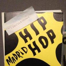 Discos de vinilo: MADRID HIP HOP -DNI: VAS A ALUCINAR / SINDICATO DEL CRIMEN: JUANA. Lote 61820444