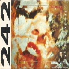 Discos de vinilo: FRONT 242-TRAGEDY FOR YOU SINGLE VINILO 1990 PROMOCIONAL SPAIN. Lote 61834476
