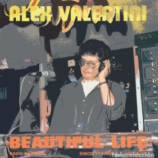 Discos de vinilo: ALEX VALENTINI - BEAUTIFUL LIFE - 2015. Lote 61834588
