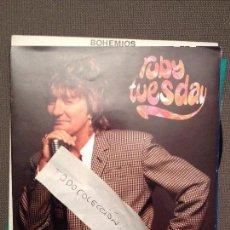 Discos de vinilo: ROD STEWART / RUBY TUESDAY / YOU'RE IN MY HEART JAGGER/RICHARDS ROLLING STONES WEA 1993. Lote 61830996