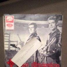 Discos de vinilo: DUO DINAMICO AI AQUELLS ULLS TAN NEGRES/TU SERAS LA PRIMERA EN CATALAN 1965. Lote 61834712