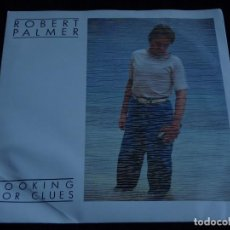 Discos de vinilo: ROBERT PALMER ( LOOKING FOR CLUES - WHAT DO YOU CARE ) 1980 - SWEDEN SINGLE45 ISLAND RECORDS. Lote 61842856