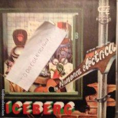 Discos de vinilo: ICEBERG - LA FLAMENCA ELÈCTRICA / PRELUDI I RECORD - SG BOCACCIO 1976 MAX SUNYER/ROCK LAIETÀ. Lote 219826463