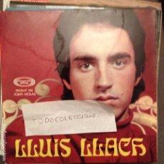 Discos de vinilo: LLUÍS LLACH - IRENE + DESPERTAR + RES NO HA ACABAT + TEMPS I TEMPS - MOVIEPLAY 1969 NOVA CANÇÓ. Lote 61847472