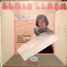 Discos de vinilo: LLUIS LLACH - CELS TRENCATS (TEMA INEDIT)+ SOMMI+ AQUELL VAIXELL+ EL BANDOLER NOVA CANÇÓ . Lote 61847672