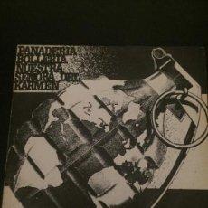 Discos de vinilo: EP TDK + PANADERIA Y BOLLERIA NUESTRA SEÑORA DEL CARMEN 1984 ORIGINAL 1ªEPOCA. Lote 61872616