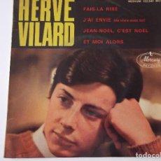 Discos de vinilo: HERVE VILARD - J'AI ENVIE. Lote 61882412