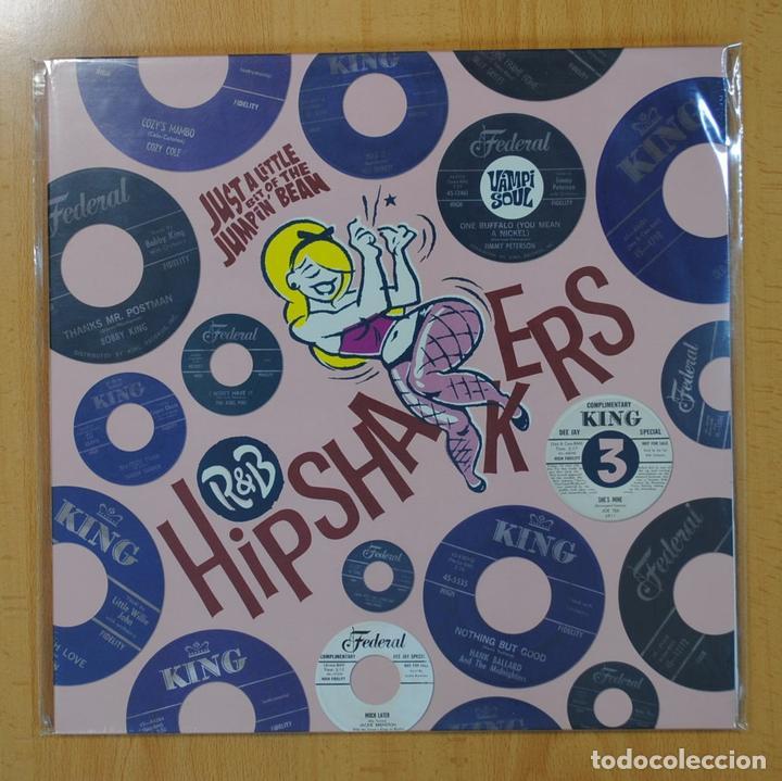 VARIOS - JUST A LITTLE BIT OF THE JUMPIN' BEAN - LP (Música - Discos - LP Vinilo - Funk, Soul y Black Music)