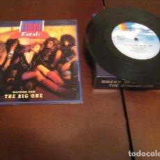 Discos de vinilo: FEMME FATALE - SINGLE - WAITING FOR A BIG ONE - HARD ROCK. Lote 61904292