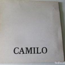Discos de vinilo: CAMILO SESTO , CAMILO - DOBLE PORTADA 1974 ARIOLA ED ESPAÑOLA. Lote 61907592