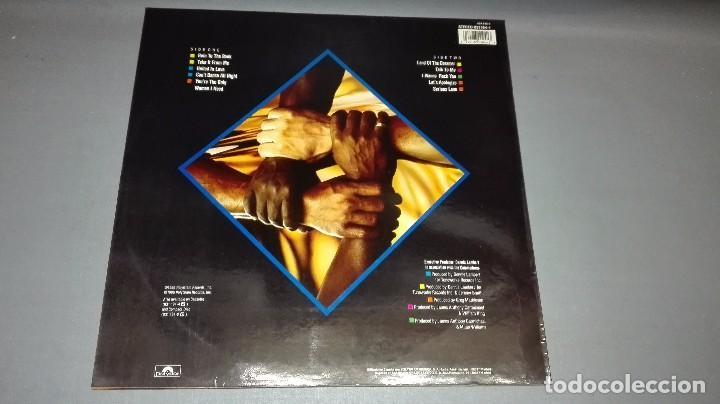 Discos de vinilo: 918- COMMODORES-UNITED LP DISCO VINILO - PORTADA VG ++ / DISCO VG ++ - Foto 3 - 61911180