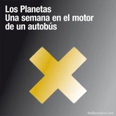 Discos de vinilo: LOS PLANETAS UNA SEMANA EN EL MOTOR DE UN AUTOBUS PRIMERA EDICION EN VINILO. Lote 80196546