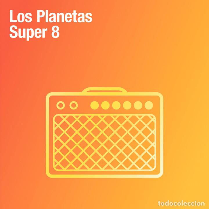 LOS PLANETAS SUPER 8 VINILO (Música - Discos - LP Vinilo - Grupos Españoles de los 90 a la actualidad)