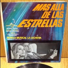 Discos de vinilo: 10 PULGADAS !! MÁS ALLÁ DE LAS ESTRELLAS. LP / EDITADO POR NESTLÉ. 1970 / DE LUJO ****/**** LEER. Lote 286816463
