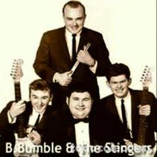 Discos de vinilo: B. BUMBLE AND THE STINGERS (EP. 1962 ED. INGLESA) NUT ROCKER - 1962 STATESIDE (FUNDA SIN FOTOS). Lote 61940644