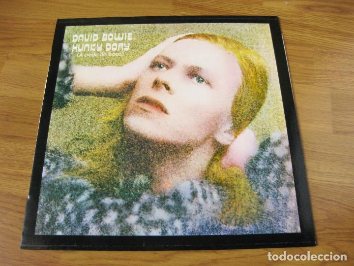 DISCO DE VINILO DE DAVID BOWIE HONKY DORY - A PEDIR DE BOCA (Música - Discos de Vinilo - EPs - Pop - Rock Extranjero de los 90 a la actualidad)