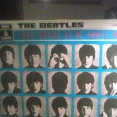 Discos de vinilo: THE BEATLES - QUE NOCHE LA DE AQUEL DIA - 1964 .. Lote 61950780
