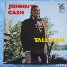 Vinyl records - johnny cash,tall man edicion holland del 79 - 61952560