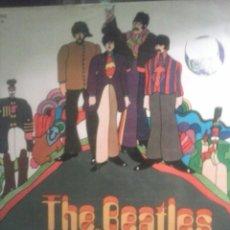 Discos de vinilo: THE BEATLES - YELLOW SUBMARINE - 1969 .. Lote 61953412