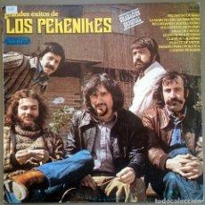Discos de vinilo: LOS PEKENIKES: GRANDES ÉXITOS, LP DIAMANTE 50.1415, SPAIN, 1979. NM/EX. Lote 61968272