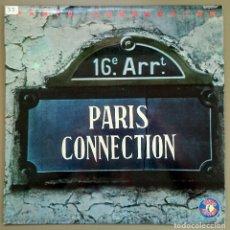 Discos de vinilo: PARIS CONNECTION: PARIS CONNECTION, LP ZAFIRO / IBIS ZL-280, SPAIN, 1979. EX/EX. Lote 61975808