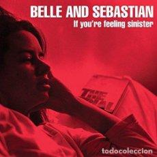 Discos de vinilo: LP BELLE AND SEBASTIAN IF YOU ARE FEELING SINISTER VINILO. Lote 207191642