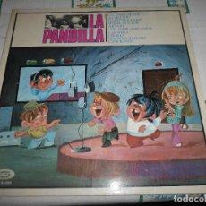 Discos de vinilo: LA PANDILLA UN RAYO DE SOL. Lote 62009104