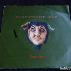 Discos de vinilo: FLEETWOOD MAC ( SAVE ME - ANOTHER WOMAN ) 1990-GERMANY SINGLE45 WARNER BROS RECORDS. Lote 62010096