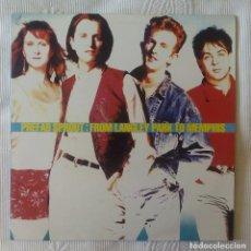 Discos de vinilo: PREFAB SPROUT, FROM LANGLEY PARK TO MEMPHIS (CBS) LP ESPAÑA - ENCARTE. Lote 62013976