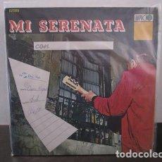 Discos de vinilo: LUCHO RAMIREZ MI SERENATA BOLERO 1976 NUESTRA CASITA ANHELOS SIEMPRE SERAS Y+ VINILO LP T27 VG-. Lote 62029120