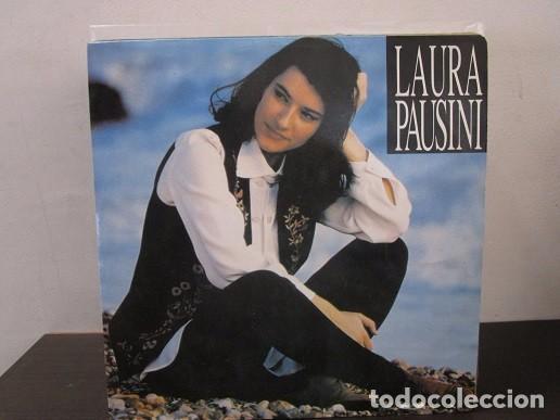 LAURA PAUSINI 1994 GENTE LA SOLEDAD POR QUE NO EL NO ESTA POR TI CARTA Y+ WEA MTM LP T27 VG (Música - Discos - LP Vinilo - Otros estilos)