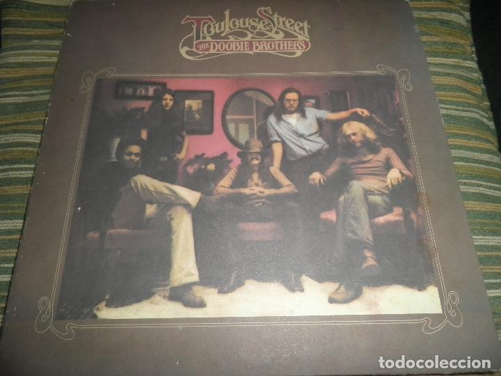 THE DOOBIE BROTHERS - TOULOUSE STREET LP - ORIGINAL U.S.A. - WARNER BROS. 1972 GATEFOLD COVER - (Música - Discos - LP Vinilo - Pop - Rock - Extranjero de los 70)