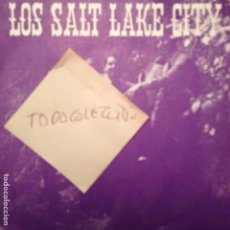 Discos de vinilo: LOS SALT LAKE CITY - COTTON FIELDS +3 - EP SPAIN 1972 MITICO SELLO DIABOLO. Lote 62054588