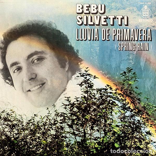 BEBU SILVETTI – LLUVIA DE PRIMAVERA - LP (Música - Discos - LP Vinilo - Orquestas)