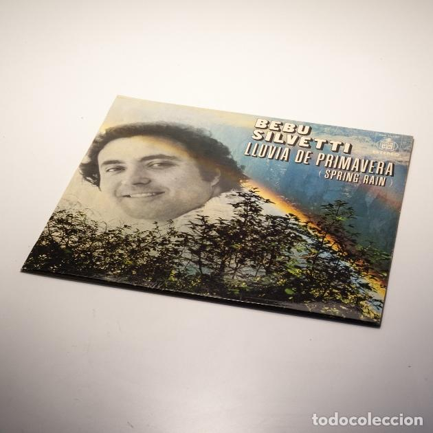 Discos de vinilo: Bebu Silvetti – Lluvia De Primavera - LP - Foto 3 - 62066756