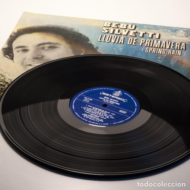 Discos de vinilo: Bebu Silvetti – Lluvia De Primavera - LP - Foto 4 - 62066756