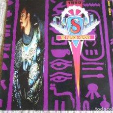 Discos de vinilo: CASAL, MAXI - SINGLE, NO FUIMOS HEROES +1, AÑO 1990. Lote 62070700