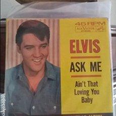 Discos de vinilo: ELVIS PRESLEY / EDICION USA. Lote 62072112