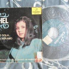 Discos de vinilo: ANTIGUO EP RACHEL - Y VUELVO SOLA - NUESTRO VERANO - COLUMBIA. Lote 62085064