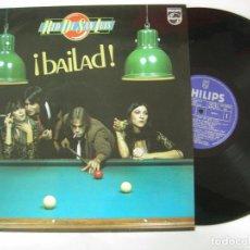 Discos de vinil: LP RED DE SAN LUIS - !BAILAD! - TEMAS COMPUESTOS POR JUAN PARDO - PHILIPS 1980. Lote 62085276