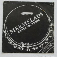 Discos de vinilo: MERMELADA (COGE EL TREN) SINGLE ESPAÑA 1979 PROMO CHAPA DISCOS HSP-5. Lote 62088092