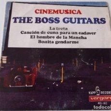 Discos de vinilo: THE BOSS GUITAR - LA TRETA. Lote 62098148