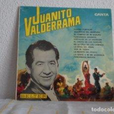 Discos de vinilo: JUANITO VALDERRAMA CANTA LP. Lote 62102264